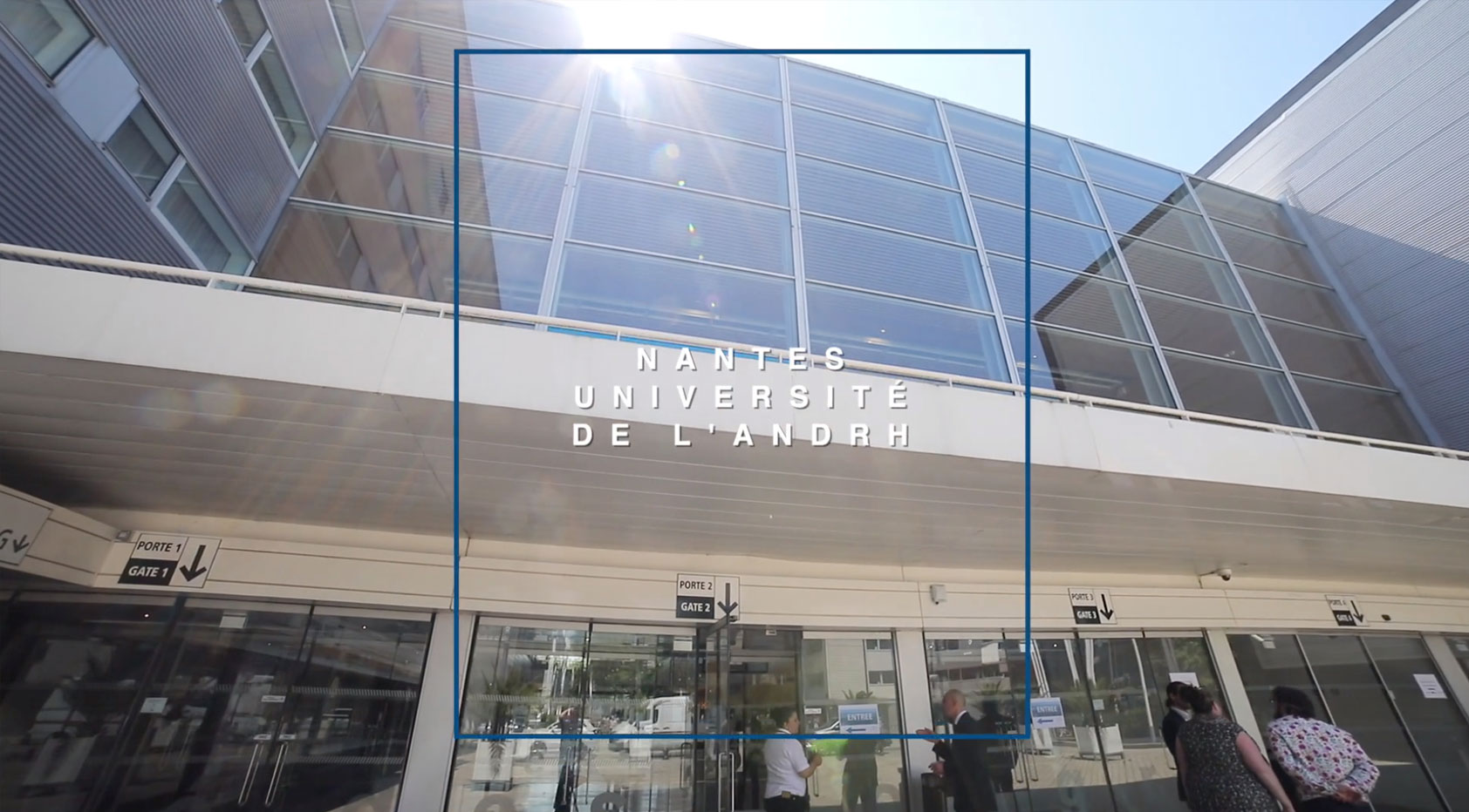 Nantes Université de L'Andrh